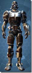 Contract Hunter - Male Front
