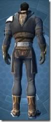 Aspiring Knight - Male Back