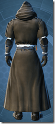 Blade Master - Male Back