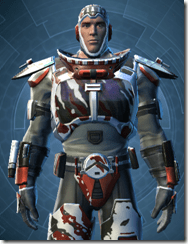 Haywire Hunter - Male Close