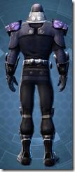 Interceptor - Male Back