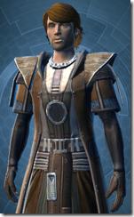 Jedi Initiate - Male Close