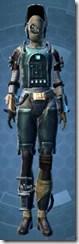 Kell Dragon Hunter - Female Front