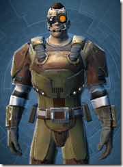 Mercenary - Male Close