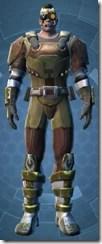 Mercenary - Male Front