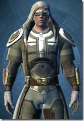 Peacekeeper Elite - Male Close