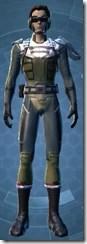 Plasteel Battle Imp - Male Front