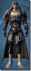 Polished Peacekeeper - Male Front
