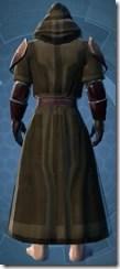 Polished Sentinel - Male Back