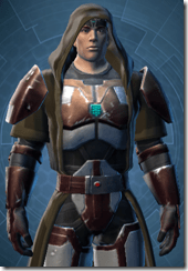 Polished Sentinel - Male Close