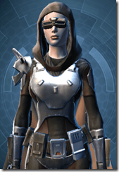Reinforced Phobium Pub - Female Close