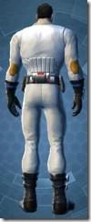 Republic Trooper - Male Back