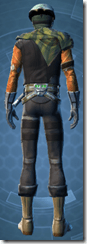 Spec Ops - Male Back