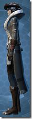 TD-07A Blackguard - Female Left
