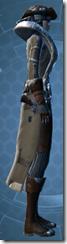 TD-07A Blackguard - Female Right