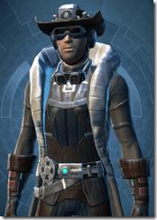 TD-07A Blackguard - Male Close