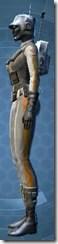 TD-17A Talon - Female Left