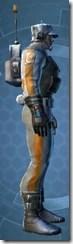 TD-17A Talon - Male Right