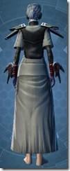 Unusual Brocart Imp - Female Back