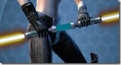 Zez-Kai Ell's Double-bladed Lightsaber 2