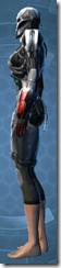 Reinforced Hollinium Imp - Female Left