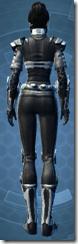 Fervent Battle Imp - Female Back