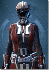 Force Champion Imp - Female Close