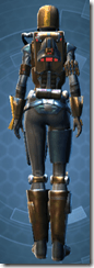 RD-15A Mercenary Imp - Female Back