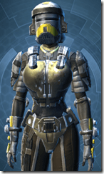 RD-15A Mercenary Pub - Female Close