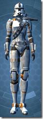 RD-15B Commando Pub - Female Front