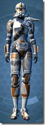 RD-17A Master Striker Pub - Female Front