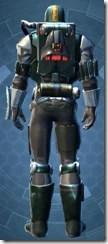 TH-15A Corpsman Imp - Male Back