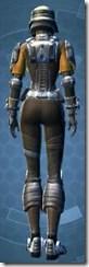 TH-15A Corpsman Pub - Female Back