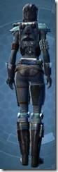 TH-17A Elite War Medic Imp - Female Back