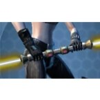Custom-built Double-bladed Lightsaber*