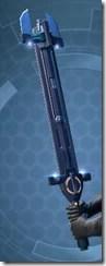 Custom-built Techblade