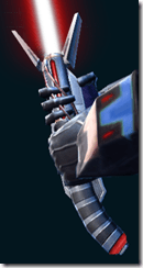 E Qel-Droma Ancestral Blade