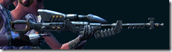 Elite War Hero Field Medic's Blaster Rifle