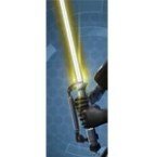 Energized Conqueror's Lightsaber*