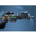 Enhanced Eliminator's Blaster Pistol*