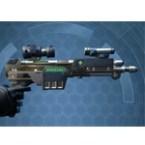 Enhanced Eliminator's Blaster Pistol*