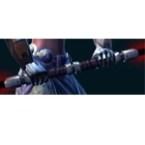 Exar Kun's Double-bladed Lightsaber