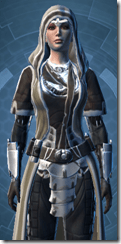 Force Sentinel Pub - Female Close