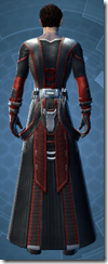 Inquisitor - Male Back