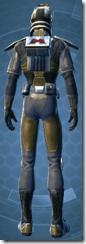 Panteer Loyalist - Male Back