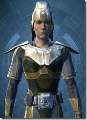 Panteer Loyalist - Male Close