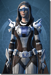 Primeval Vindicator Pub - Female Close