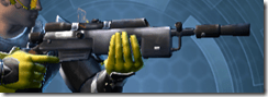 Primordial Blaster Rifle Besh