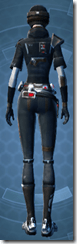 Revered Chronicler - Female Back