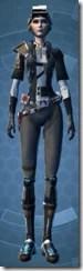 Revered Chronicler - Female Front